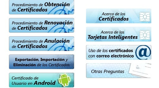 C mo obtener el certificado digital for Oficina certificado digital