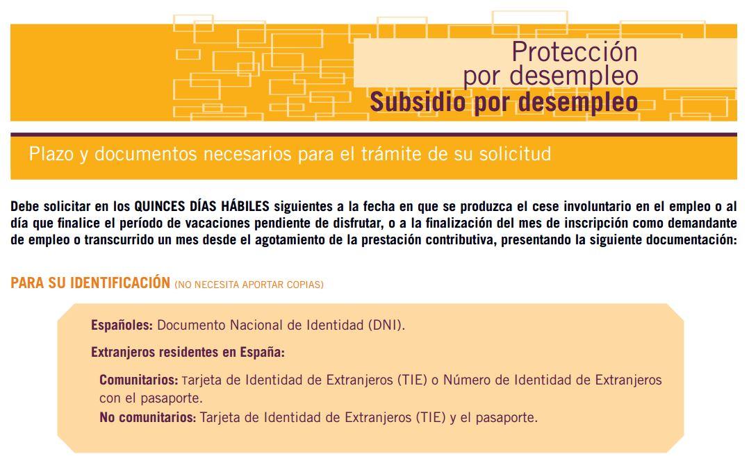 Renta máxima para cobrar ayudas por desempleo | Cursosinemweb.es