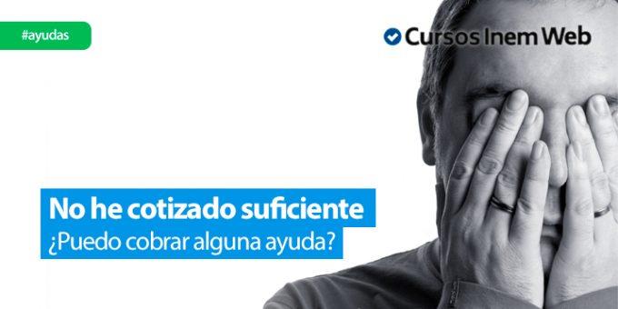 subsidio insuficiencia cotización
