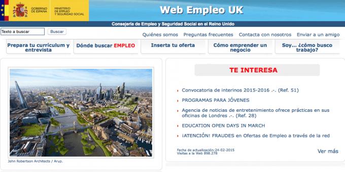 web empleo ok