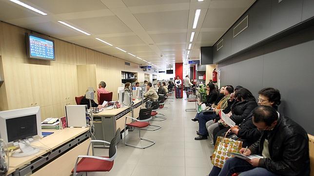 Mejoran los datos de ocupaci n en marzo de 2015 for Oficina empleo valladolid