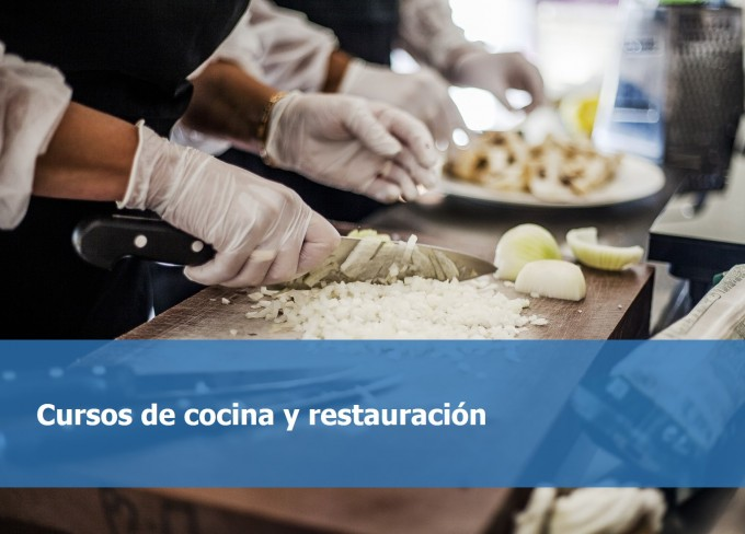 Los 7 cursos m s demandados y con m s salida laboral for Cursos de cocina en badajoz