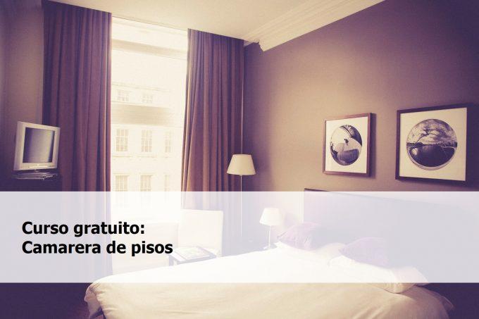 camarera pisos