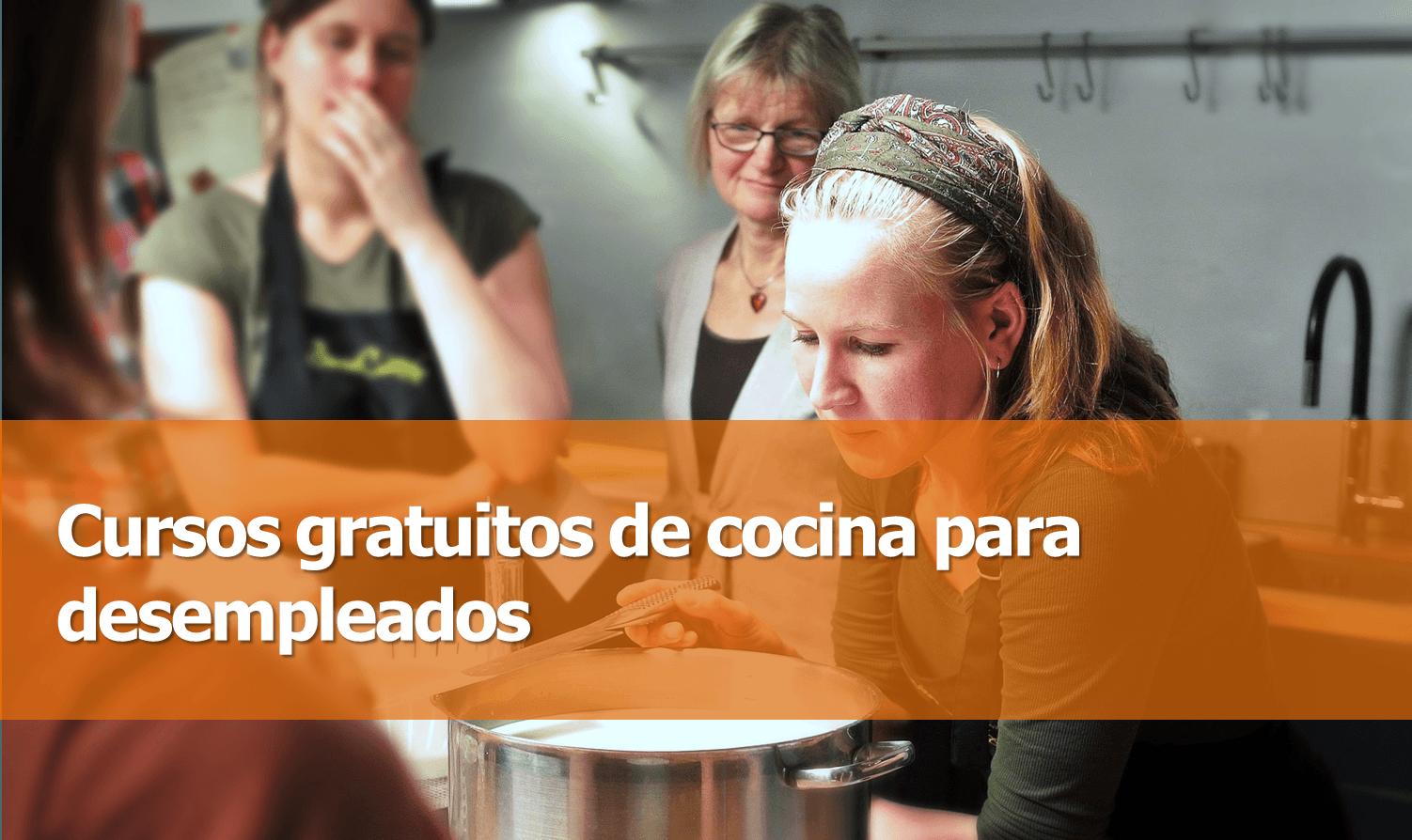 cursos de cocina dise o de menus panader a y cocina