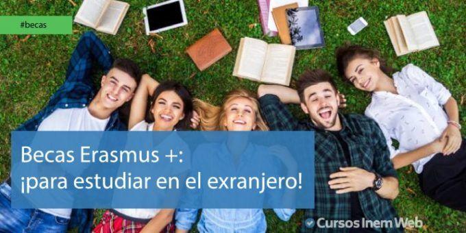 Becas Erasmus +