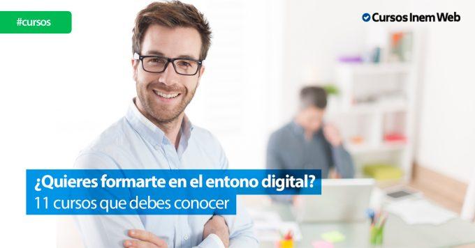 cursos entorno digital