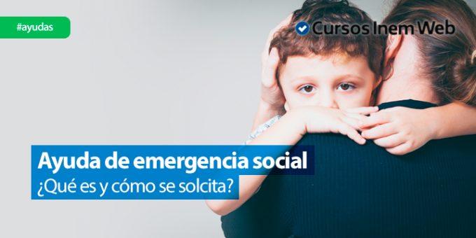 Ayudas emergencia social