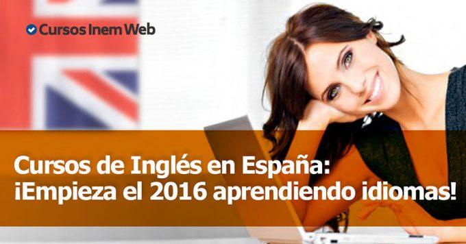 cursos inglés españa por provincias