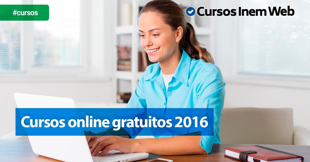 cursos online 2016