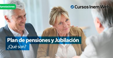 Plan de pensiones y jubilación