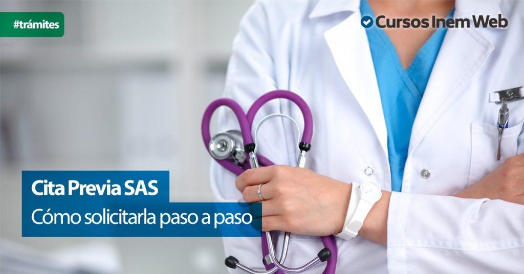 Sas Como Solicitar Cita Previa En El Servicio Andaluz De Salud