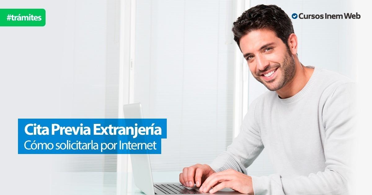 Cita previa extranjer a c mo solicitarla por internet for Oficina extranjeria murcia