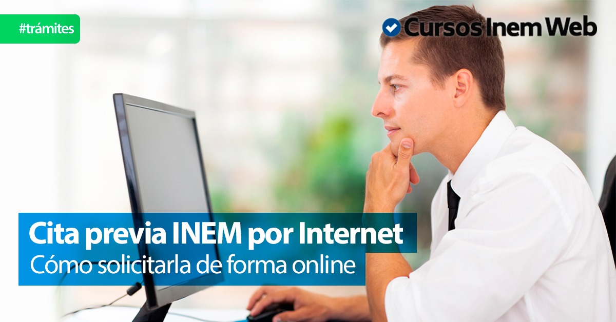 Cita previa inem por internet for Oficina virtual sellar paro
