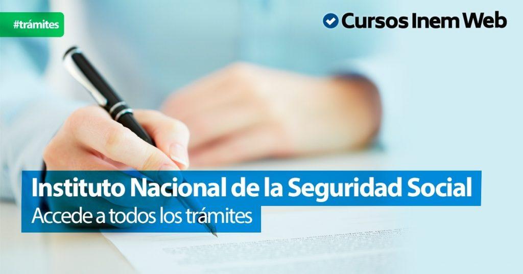 Los SocialAccede InssInstituto Seguridad A Todos De Nacional La Ok0wP8nX