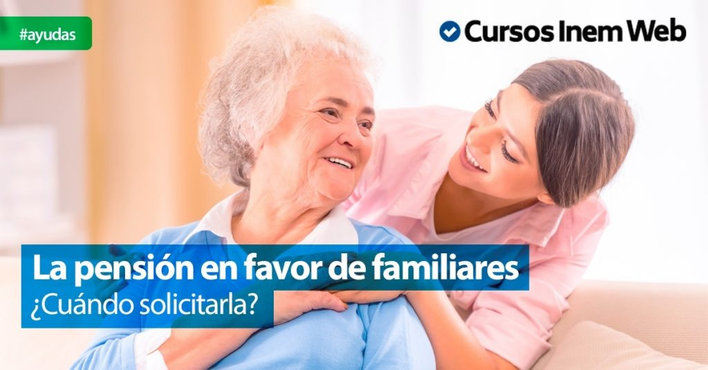 pension en favor de familiares