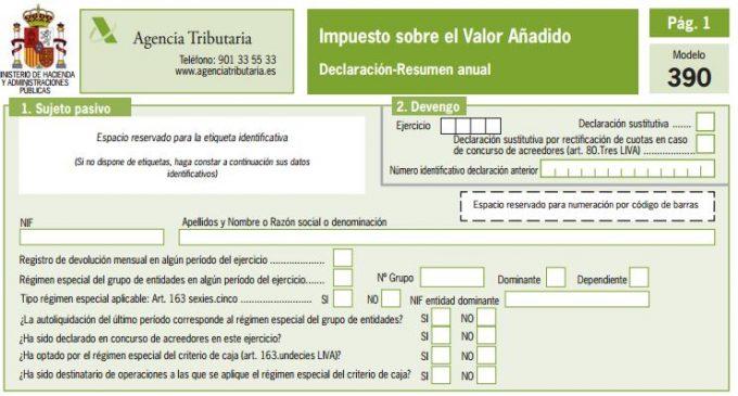 Modelo 390 pdf