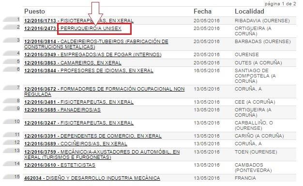 Oficina de empleo vigo con las mejores colecciones de im genes for Oficina de emprego galicia