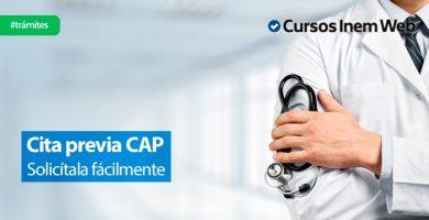 cita previa CAP