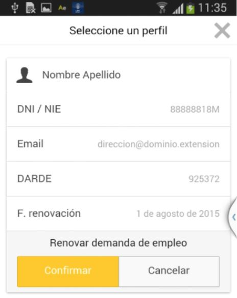 Sellar el paro en canarias for Sellar paro oficina virtual