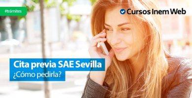 cita previa SAE Sevilla