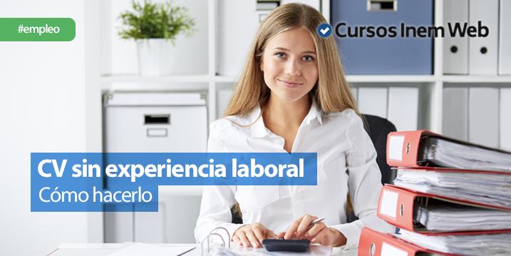 cv-sin-experiencia-laboral