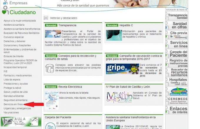 Cita Previa con su Centro de Salud: Internet, SMS o Teléfono