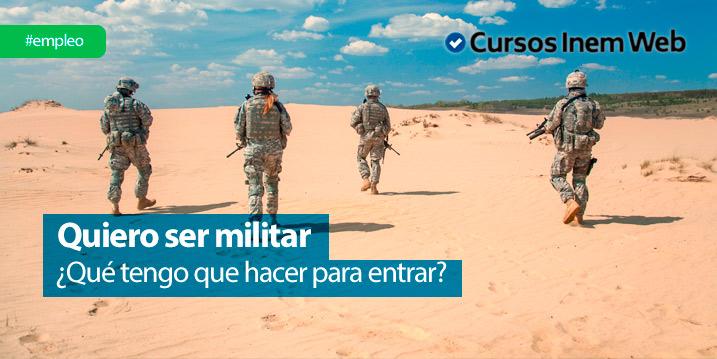 Cómo Ingresar En El Ejército Español Cursosinemweb Es