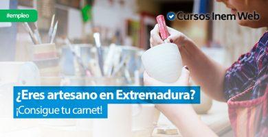 como-obtener-el-carnet-de-artesano-en-Extremadura