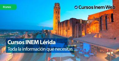 Cursos INEM Lerida