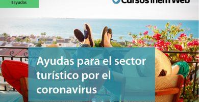 Ayudas para el sector turístico por el coronavirus