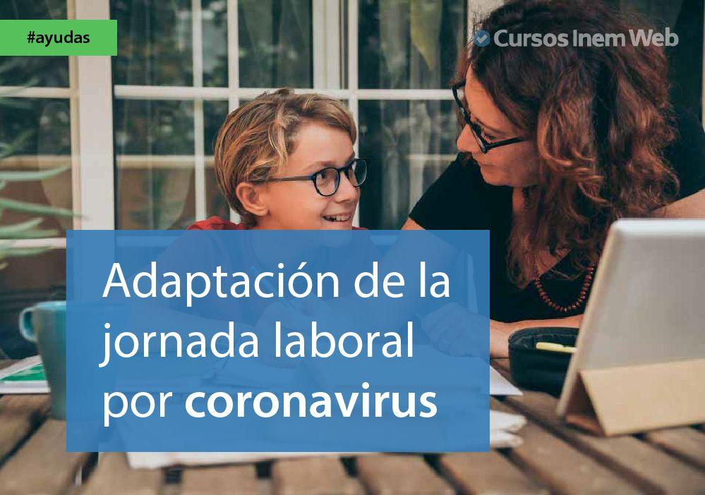adaptacion jornada laboral coronavirus