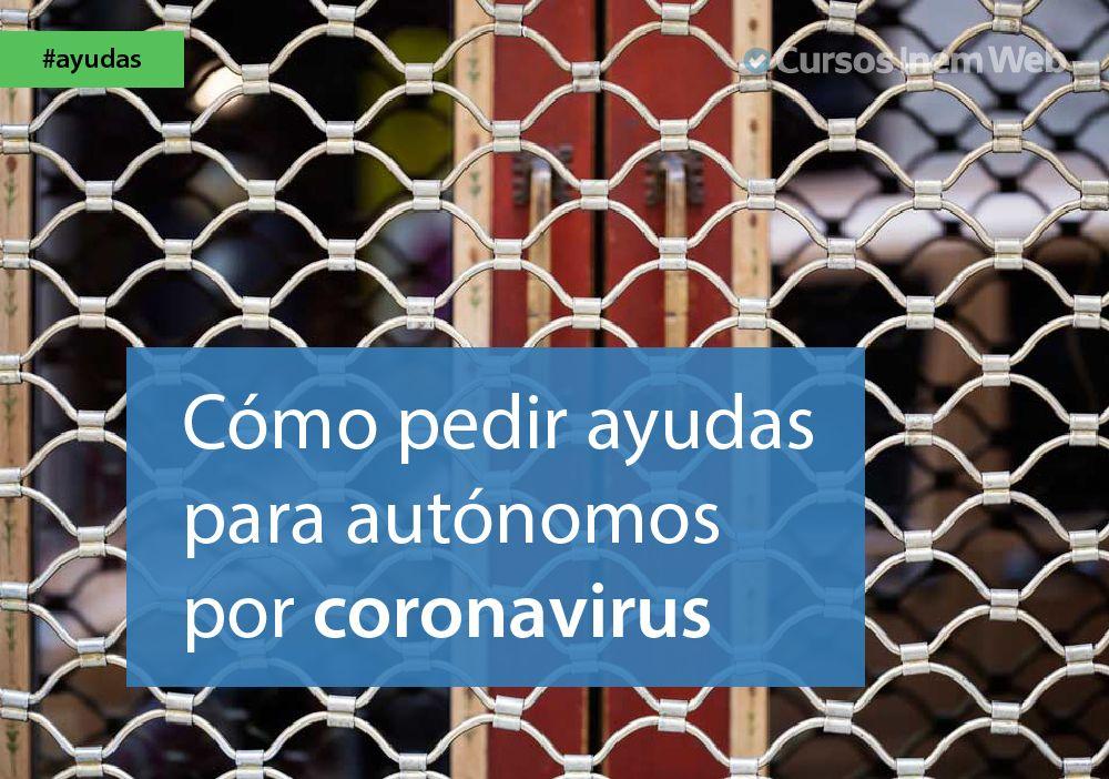 ayudas autonomos coronavirus