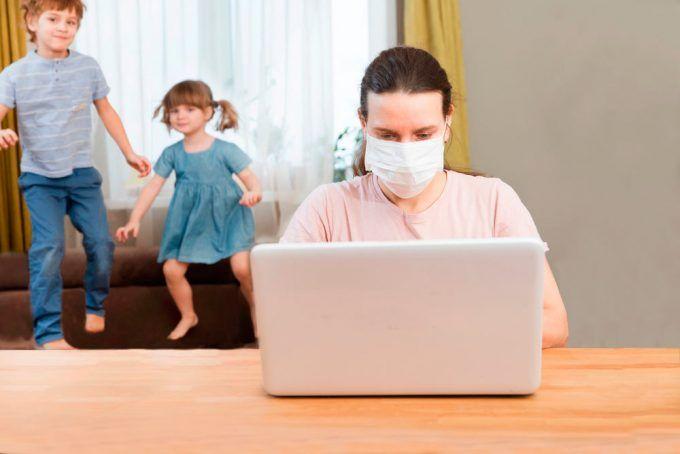 Ayudas para que los padres cuiden a los hijos por el COVID19