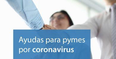 ayudas pymes coronavirus