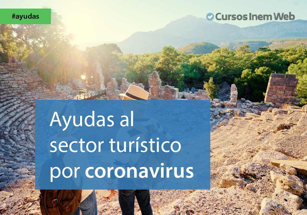 ayudas sector turistico coronavirus