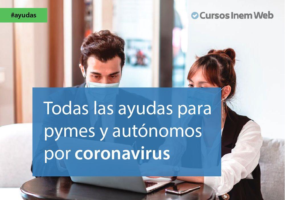 crisis coronavirus ayudas pymes empresas