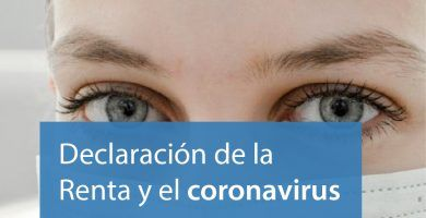 declaracion renta coronavirus