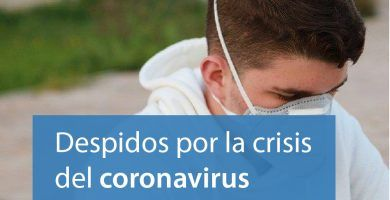 despedir crisis coronavirus