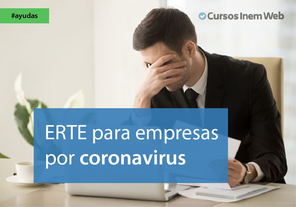 erte empresas coronavirus