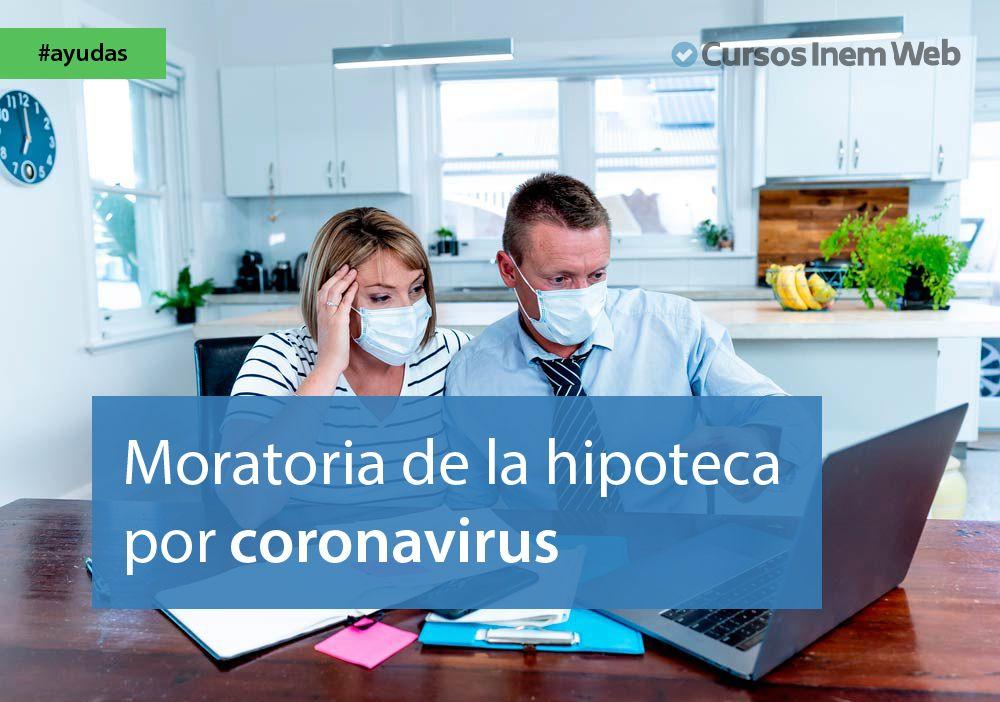 moratoria hipoteca coronavirus