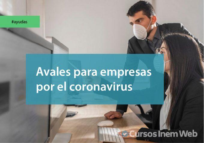 avales empresas coronavirus