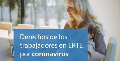 derecho trabajadores erte coronavirus