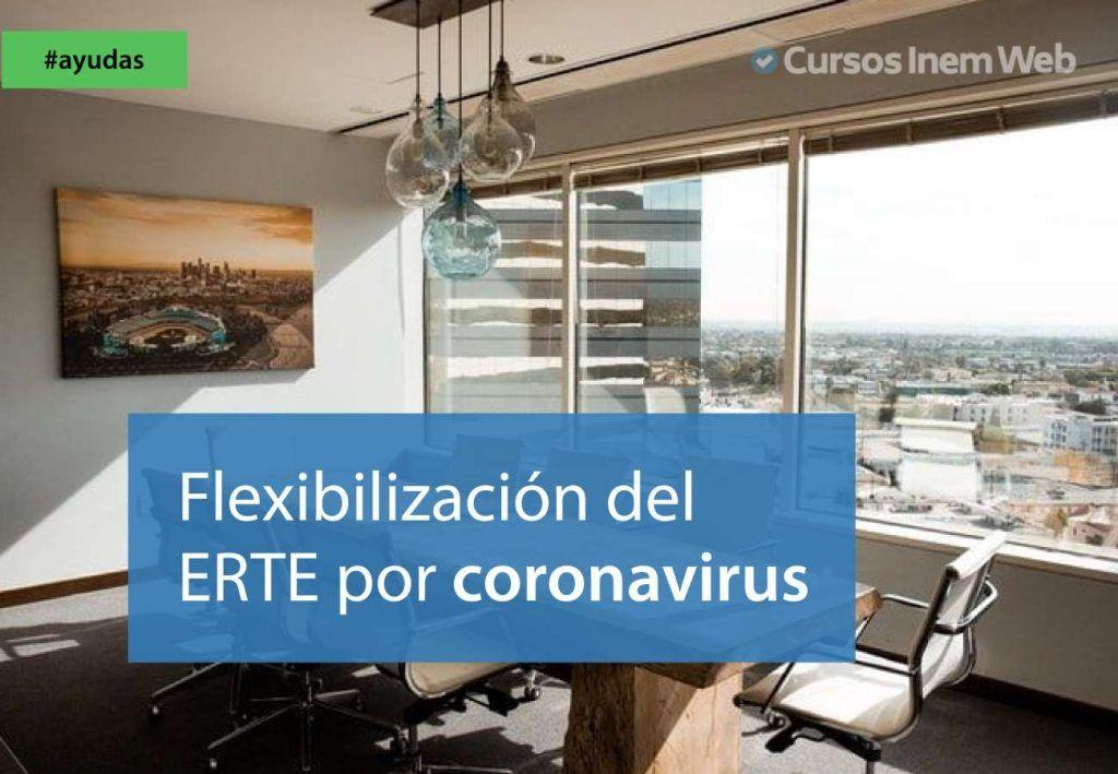 flexibilizacion erte coronavirus
