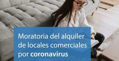 moratoria pago alquiler locales comerciales coronavirus
