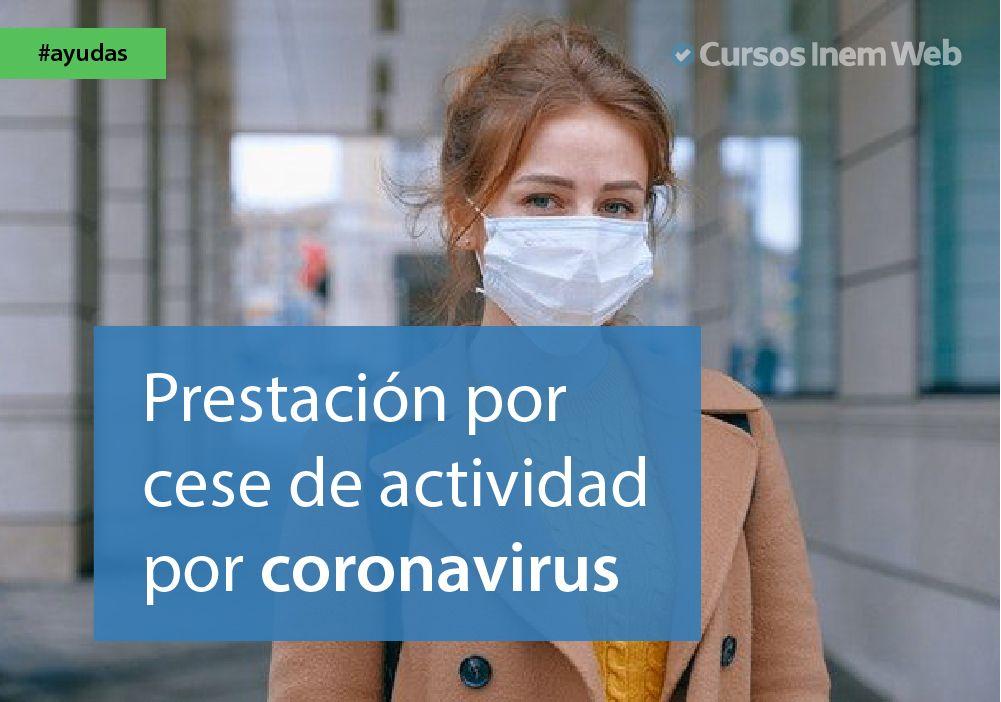 prestacion cese actividad coronavirus