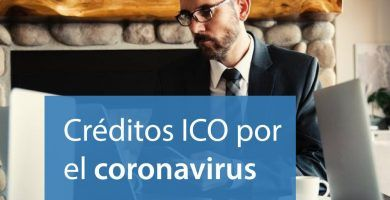 pedir creditos ico avalados gobierno coronavirus