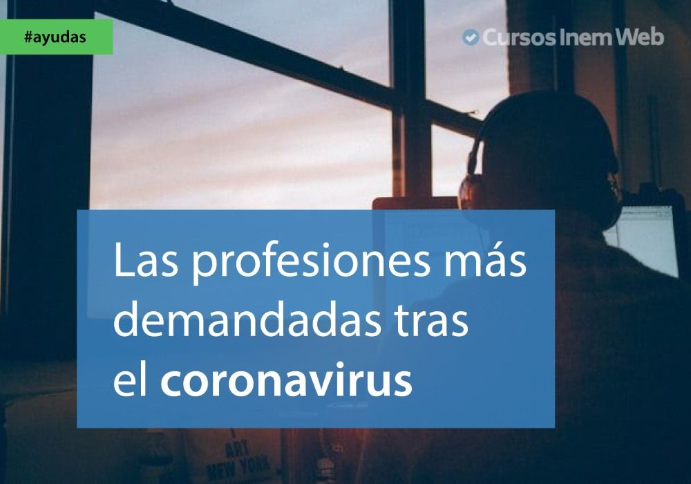 profesiones empleo coronavirus