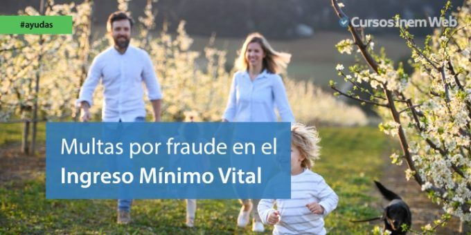 multas fraude ingreso minimo vital