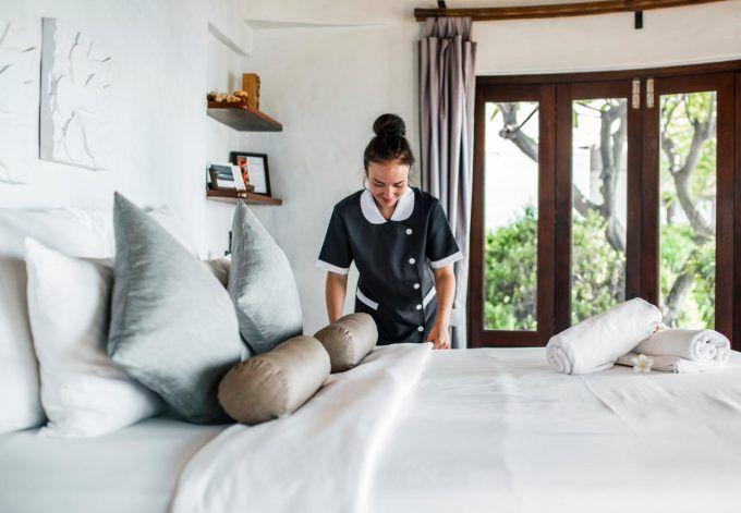 Permisos retribuidos de las empleadas de servicio doméstico