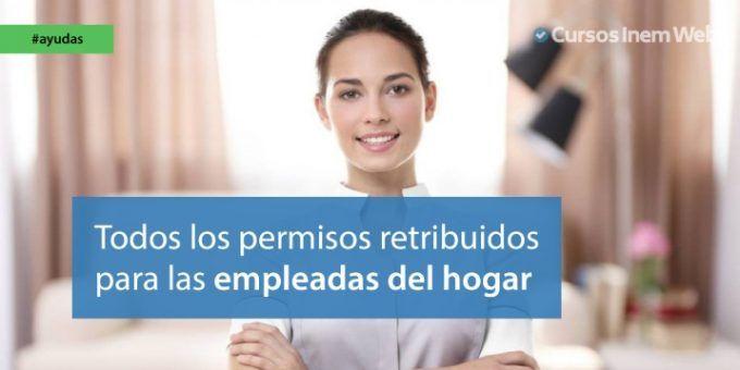 permisos retribuidos empleadas hogar